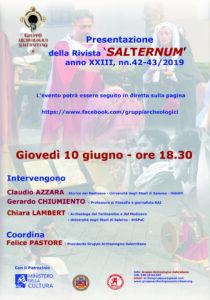 10_giugno_2021_presentazione Salternum anno XXIII_facebook
